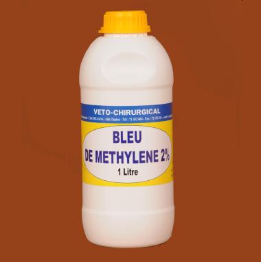 Bleu de Méthylène 2%