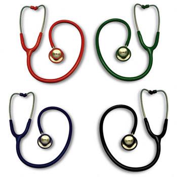 Stethoscope coloré