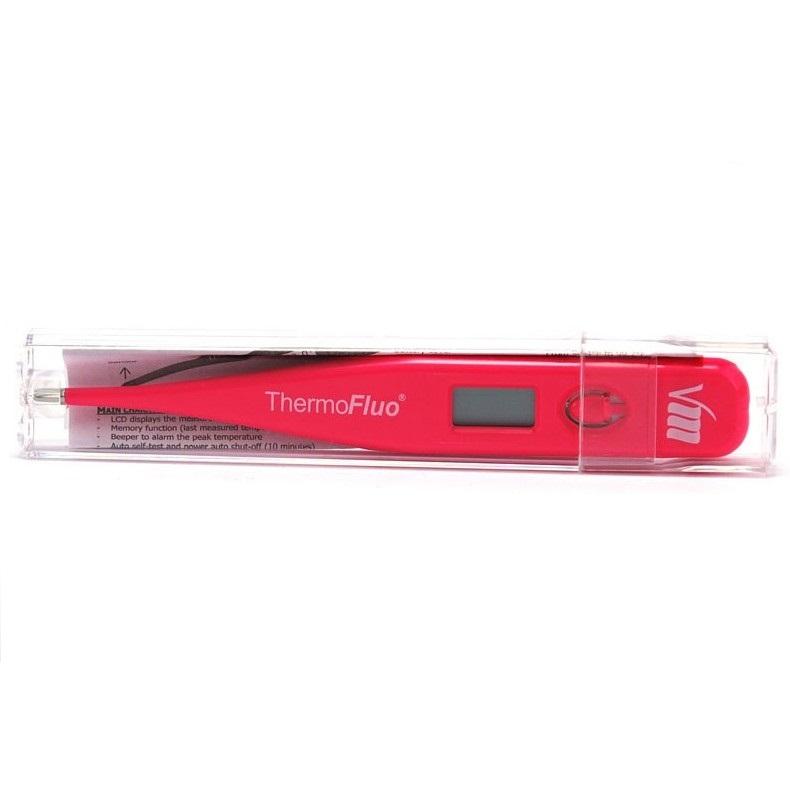 Thermomètre digital fluo