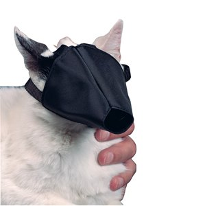 Muselière en nylon pour chats