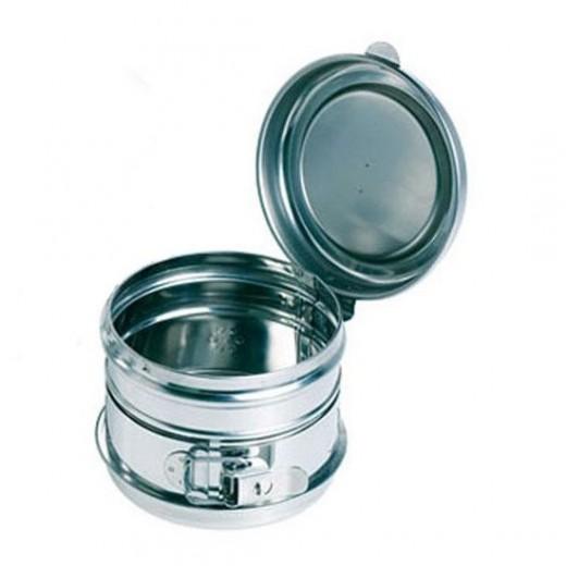 Boîte de stérilisation en inox